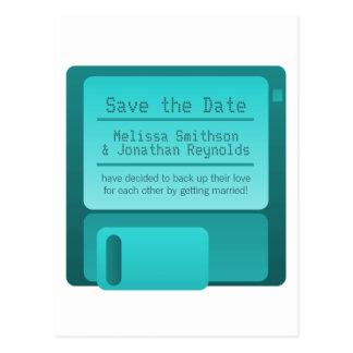 Reserva del disco blando la postal de la fecha tu