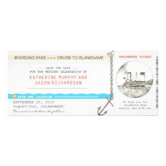reserva del documento de embarque de la travesía e comunicados personalizados