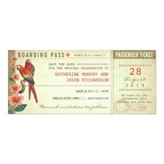 reserva del documento de embarque los boletos de comunicados