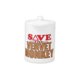 Reserva del mono de Vervet