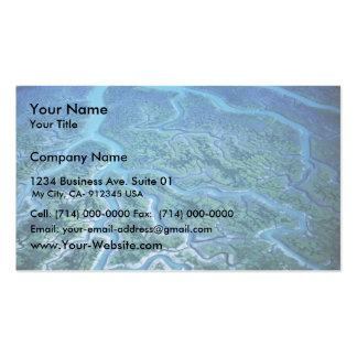 Reserva del nacional de la bahía de Humboldt Tarjetas De Visita