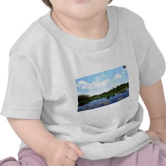 Reserva del nacional de Okefenokee Camiseta
