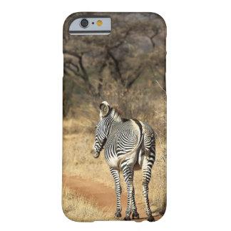 Reserva del nationale de Samburu, Kenia Funda De iPhone 6 Barely There