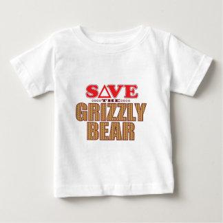 Reserva del oso grizzly playera