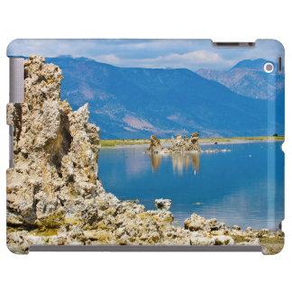 Reserva del sur de la toba volcánica de los funda para iPad