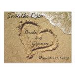 Reserva del tema de la playa las postales de la fe