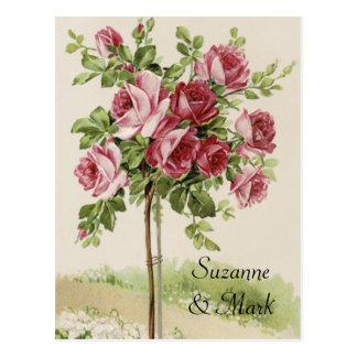 Reserva del vintage las postales de la fecha