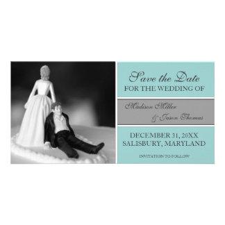 Reserva divertida las invitaciones de la fecha {tr tarjetas fotográficas personalizadas