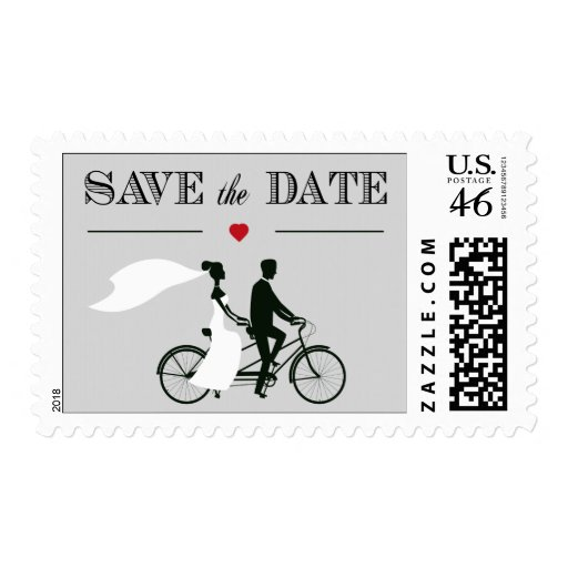 Reserva en tándem de la bicicleta los sellos de fe