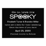 Reserva fantasmagórica de Halloween de la tipograf Comunicados