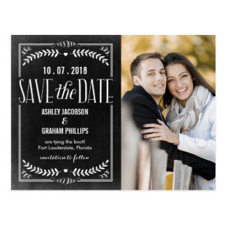 Reserva hermosa del amor la postal de la fecha