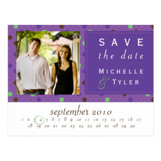 Reserva multi púrpura del círculo la tarjeta de fe tarjeta postal