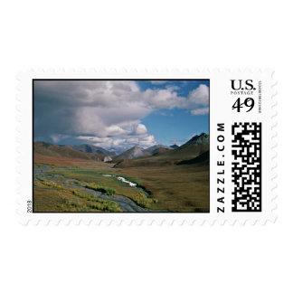 Reserva nacional ártica sellos