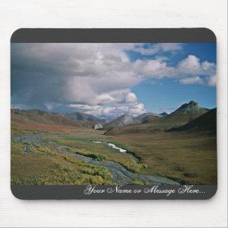 Reserva nacional ártica tapete de ratones
