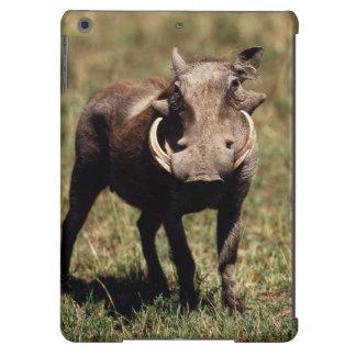 Reserva nacional de Maasai Mara, desierto Warthog Funda Para iPad Air