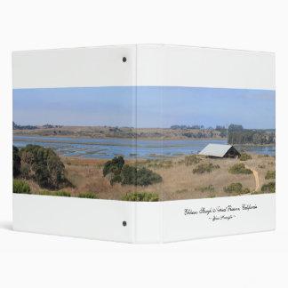 "Reserva natural de Elkhorn Slough panorámica Carpeta 1"""