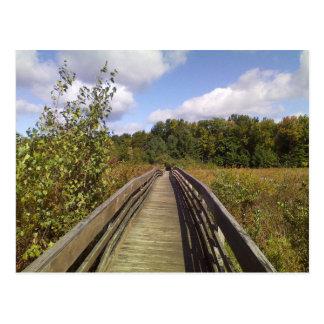 Reserva natural de la universidad de Binghamton Postal