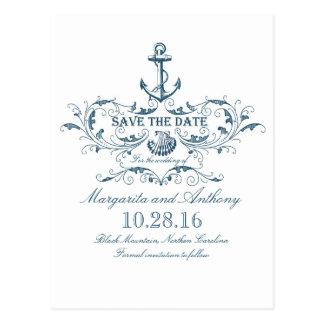 reserva náutica las postales de la fecha