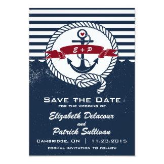 Reserva náutica rústica de la marina de guerra la comunicados personales