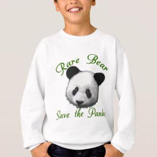 Reserva rara del oso las pandas sudadera