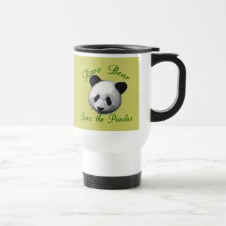 Reserva rara del oso las pandas tazas de café