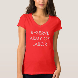 Reserve Army of Labor Shirt
