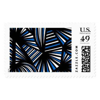 Reserved Convivial Intuitive Merit Postage Stamp