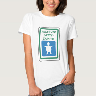 Reserved Fatty-Capped T-Shirt