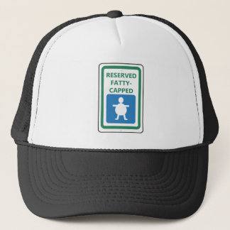 Reserved Fatty-Capped Trucker Hat