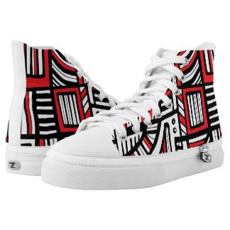 Reserved Frank Light Passionate High-Top Sneakers