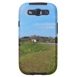 Reservoir And Canal Galaxy S3 Covers