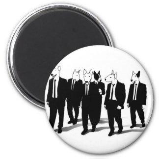 Reservoir Bullies Fridge Magnet