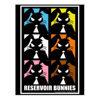 Reservoir Bunnies Postcard