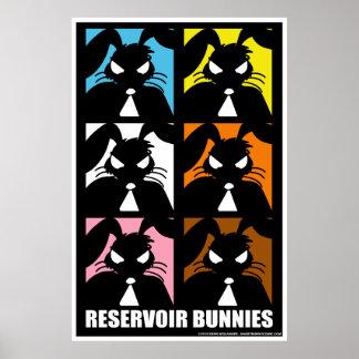 Reservoir Bunnies Poster