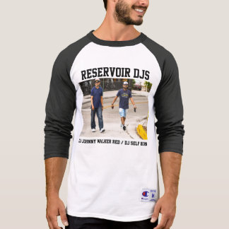 """Reservoir DJs"" Raglan Tee Shirt"