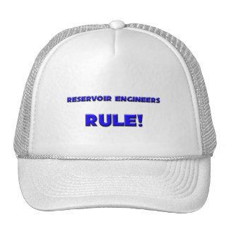 Reservoir Engineers Rule! Mesh Hat