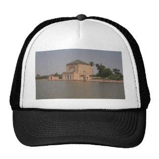 Reservoir, Marrakech, Morocco, Africa Mesh Hat