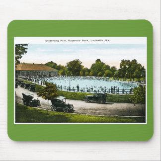 Reservoir Park, Louisville, Kentucky Mouse Pad