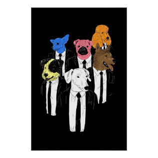 Reservoir Poster at Zazzle
