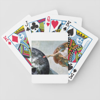 Reset Time Bicycle Playing Cards