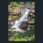 "Resica Falls 1 Small Photo Print<br><div class=""desc"">Resica Falls is a beautiful midsize waterfalls in north eastern Pennsylvania.</div>"