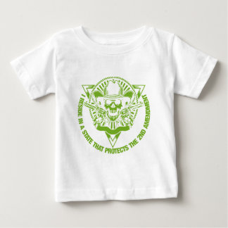 Reside In A State That Protects The 2nd Amendment Baby T-Shirt