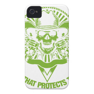 Reside In A State That Protects The 2nd Amendment iPhone 4 Case