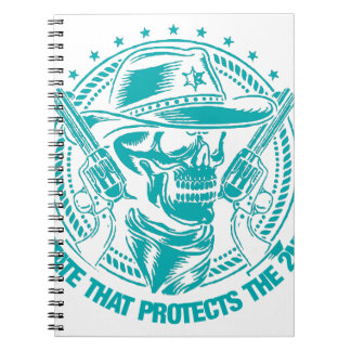 Reside In A State That Protects The 2nd Amendment Notebook