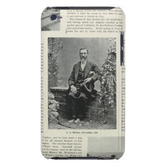 Residence and Orchard in California iPod Touch Cover