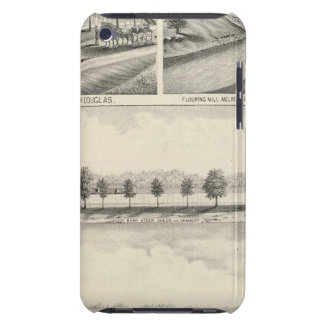 Residence and property of Mark Douglas Case-Mate iPod Touch Case