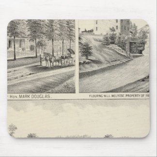 Residence and property of Mark Douglas Mouse Pad