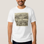 Residence and saw mill of Susan Harpold T-Shirt