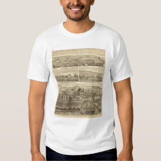 Residence and store of William M Roberts T-shirt