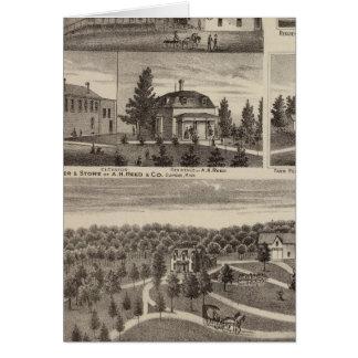 Residence in Hutchinson, Minnesota Card